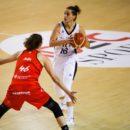 LFB : Lidija TURCINOVIC s'engage avec Basket Landes