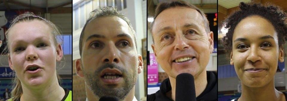 LFB : Réactions après Hainaut Basket – Lyon ASVEL Féminin
