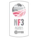 NF3 T4 : ALPC Moulin Nantes, Le Chesnay-Versailles et Lons Le Saunier en route pour le titre