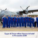 L'équipe de France militaire remporte un tournoi international en Belgique