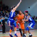 LFB : Landerneau Bretagne Basket recrute Bria HOLMES