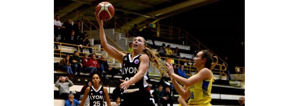 LFB : Julie ALLEMAND va rempiler à Lyon ASVEL Féminin