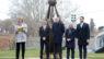 Un monument a été érigé pour symboliser l'amitié franco-serbe