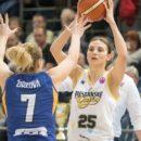 Rép. Tchèque : Katerina ZOHNOVA signe au Zabiny Brno