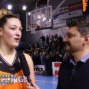 Euroligue : Réaction d'Alexia CHARTEREAU après Villeneuve d'Ascq – Bourges