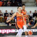 LFB : Lisa BERKANI quitte Bourges pour rejoindre Villeneuve d'Ascq