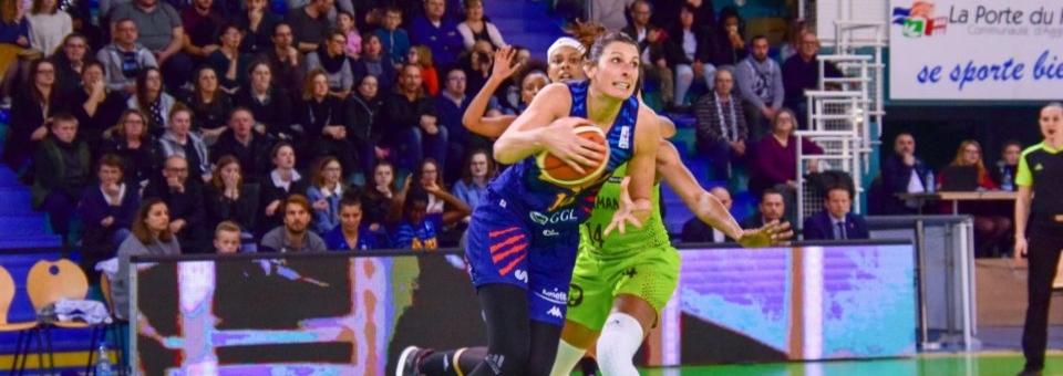 LFB : Helena CIAK quittera le BLMA pour Lyon ASVEL Féminin cet été