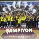 Fenerbahçe remporte sa douzième coupe de Turquie !