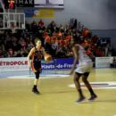 LFB : Avec Marine JOHANNES, le basket semble si facile – Belle action face à Villeneuve d'Ascq