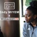 LFB : Une carte à jouer avec Endéné MIYEM (Lattes-Montpellier)