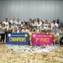 Rép. Tchèque : L'U. S. K. Prague à nouveau championne sans réelle opposition