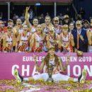 Final Four Euroligue : nouveau titre pour Ekaterinbourg, le cinquième