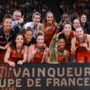 Coupe de France : 11ème coupe de France pour Bourges
