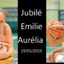 Aurélia BOUILLON et Emilie DUVIVIER ont fait leur jubilé… à Montbrison