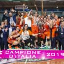Italie : Schio, champion !!!
