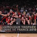Le Trophée Coupe de France pour les Magiciennes