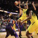 WNBA : Seattle inarrêtable