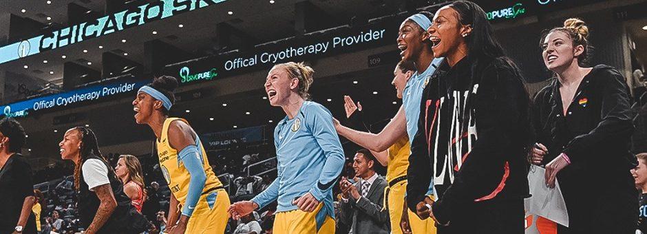 WNBA : Chicago fait tomber Connecticut !!