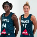 Magali MENDY et Ingrid TANQUERAY quittent le groupe France