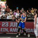 Mondial 3×3 2019 : Quatre équipes encore invaincues après la première journée