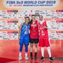 Mondial 3×3 2019 : Marie-Eve PAGET est championne du monde !