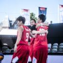 Mondial 3×3 2019 : La Chine et l'Espagne ne vacillent toujours pas