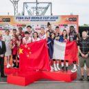 Mondial 3×3 2019 : La Chine sur le toit du monde, la France termine 3ème !