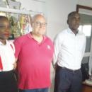 Julian MARTINEZ (Mozambique) : «Un défi intéressant à relever»