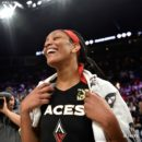 WNBA : A'Ja WILSON (Las Vegas) désignée MVP
