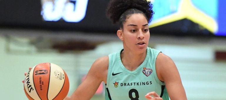 WNBA : Las Vegas persiste et signe !!