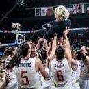 "Marina MALJKOVIC (Serbie et Shanghai) : ""La médaille de bronze, une énorme satisfaction"""