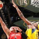 WNBA : Las Vegas prend les commandes