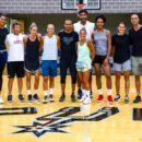 LFB : Les joueuses de Lyon ASVEL Féminin ont débuté leur préparation… à San Antonio