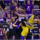 WNBA : La bagarre entre Brittney GRINER et Kristine ANIGWE en vidéo