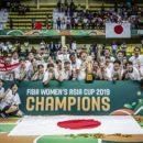 Asia Cup 2019 : Le Japon conserve son titre, l'Australie décroche le bronze