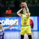 WNBA : Rebecca ALLEN ne jouera pas cette saison, Joyner HOLMES passe de Seattle à New York