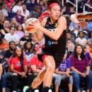 WNBA : Dearica HAMBY élue Meilleure 6ème Joueuse