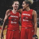 WNBA : Quand les stars NBA s'émeuvent des performances d'Emma MEESSEMAN