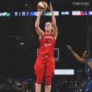 WNBA : Double chute pour Connecticut, Washington se régale avant les playoffs