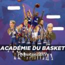 Edwige LAWSON-WADE et l'équipe de France 2009 entrent à l'Académie du Basket