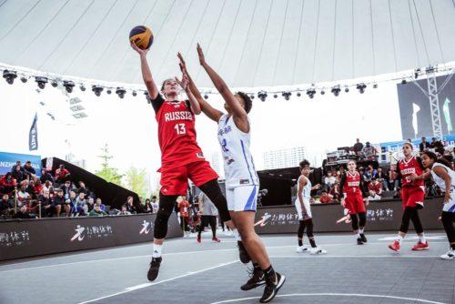 Ekaterina POLYASHOVA  © FIBA