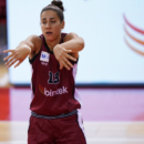 Espagne : Nikolina MILIC va rejoindre Salamanque
