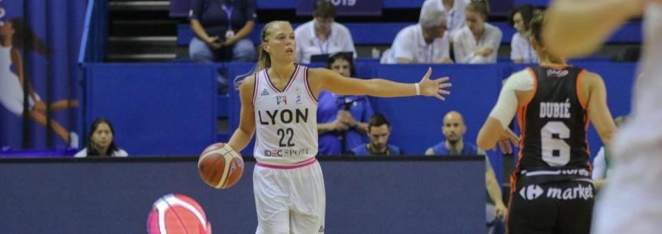 LFB : Julie ALLEMAND…de retour à Lyon la saison prochaine !!