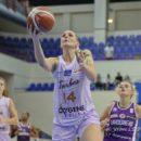 LFB : Louice HALVARSSON quitte Tarbes