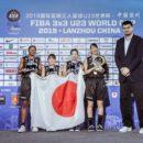 Le Japon remporte le Mondial U23 3×3 2019, la France revient avec le bronze