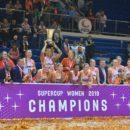 Supercoupe d'Europe : Ekaterinbourg encore un peu plus dans l'Histoire de son sport