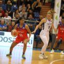 LFB : Shey PEDDY signe à Lattes-Montpellier