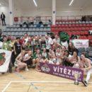 Le Zabiny Brno remporte la coupe de République Tchèque après 2 prolongations