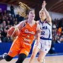 Euroligue : 24ème quart de finale pour Bourges, BLMA et LDLC ASVEL Féminin battus
