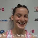 LFB : Lidija TURCINOVIC prolonge de deux ans à Basket Landes